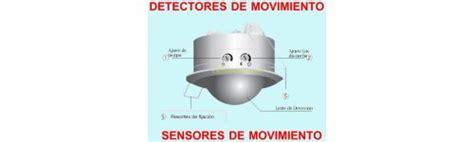 sensor de presencia para iluminacion detectores de movimiento y sensores de presencia con