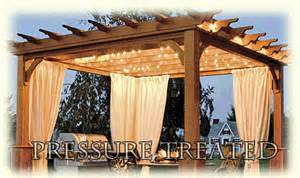 how a pergola roof can make your back yard more beautiful