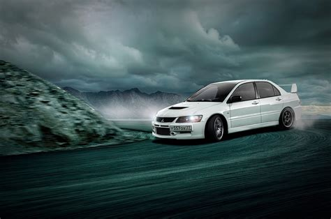 mitsubishi evo 9 wallpaper hd mitsubishi evo 9 wallpaper wallpapersafari