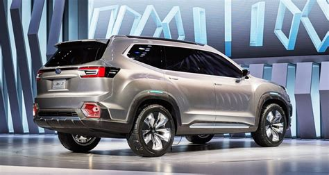2019 Subaru Ascent Release Date by 2019 Subaru Ascent Price Release Date Specs Interior