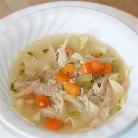 chicken noodle soup recipe all recipes uk