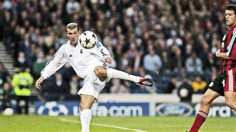 imagenes zidane real madrid 15 a 241 os de la volea de zidane el gol de una generaci 243 n