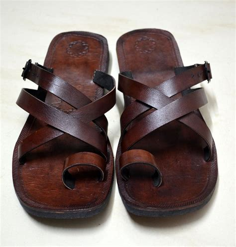 handmade sandals buckle leather sandals handmade sandals indian leather