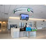 Airport Information Booth  SJC