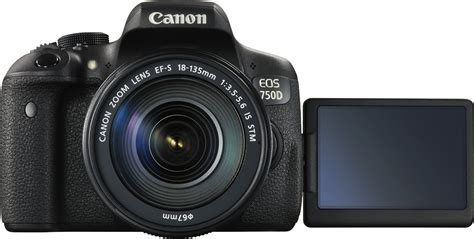 Canon Eos 750d Only Distributor canon eos 750d kit 18 135 stm
