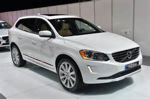 2015 Volvo Models 2015 Volvo Xc60 Inscription New York 2014 Photo Gallery