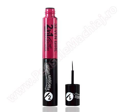 Eyeliner La rimel eyeliner lichid rezistent la transfer seven