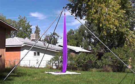 Home Design Engineer Suspendulum 174 Aerial Dance Rig