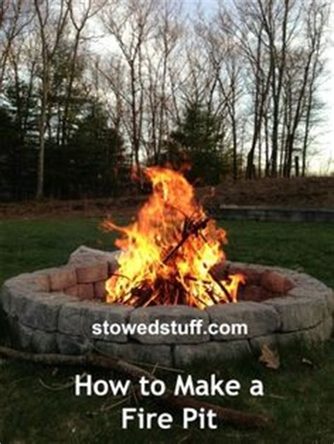 how to make your own pit diy pit 5 you can make cinder blocks pits