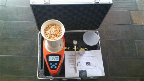 Alat Tes Kadar Air Jagung alat ukur kadar air jagung beras kopi kakao tembakau