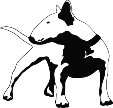 bull terrier cartoon cliparts co