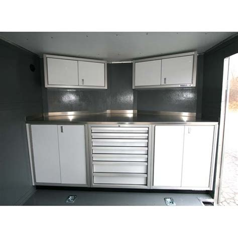 trailer kitchen cabinets aluminum trailer cabinet tool cabinet moduline cabinets