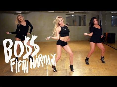 tutorial dance mandy jiroux fifth harmony bo boss dance tutorial