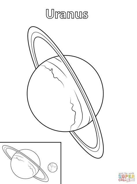 coloring pages of uranus the planet uranus planet coloring page free printable coloring pages