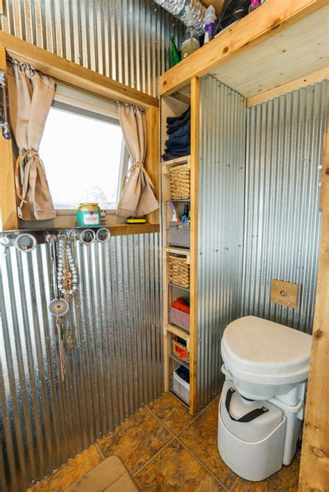 jeanna boat bed and breakfast couple quits day jobs builds quaint tiny home on wheels