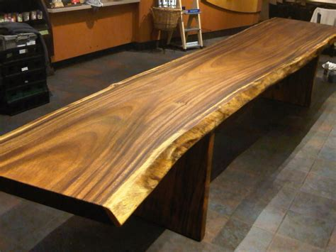 Barnwood Dining Room Table by Live Edge Slab Tables Reclaimed Woods Of The World