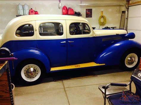 1936 pontiac sedan 1936 pontiac touring sedan
