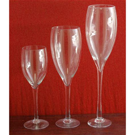 Wine Glass Vases For Centerpieces by Best Glass Vases For Wedding Centerpieces Products On Wanelo