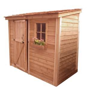 outdoor living today ss84 spacesaver shed lowe s canada