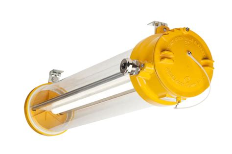 dts explosion proof lighting dts launches led tubular lighting and floodlights