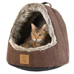 cat igloo bed house of paws cat beds sale free uk delivery petplanet