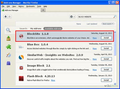 how to block and unblock internet sites with firefox wikihow 3 blocking websites best linux router