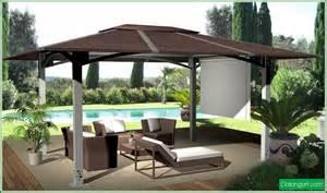 Aluminum Pergola Costco by Outdoor Aluminum Pergola Costco Home Landscaping