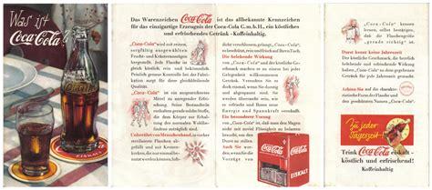 wann wurde coca cola erfunden wann kam coca cola nach europa usa import