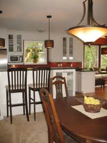 kylie m interiors the right height for your dining room