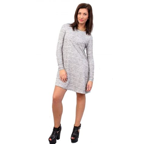 gray swing dress grey swing dress parisia fashion