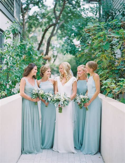 17 best ideas about beach bridesmaid dresses on pinterest