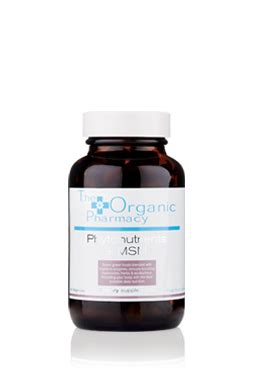 The Organic Pharmacy Detox Capsules by Phytonutrient Capsules Womens Health Supplements The