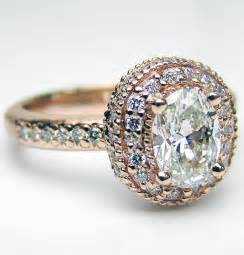 Vintage engagement rings gold inofashionstyle com vintage inspired