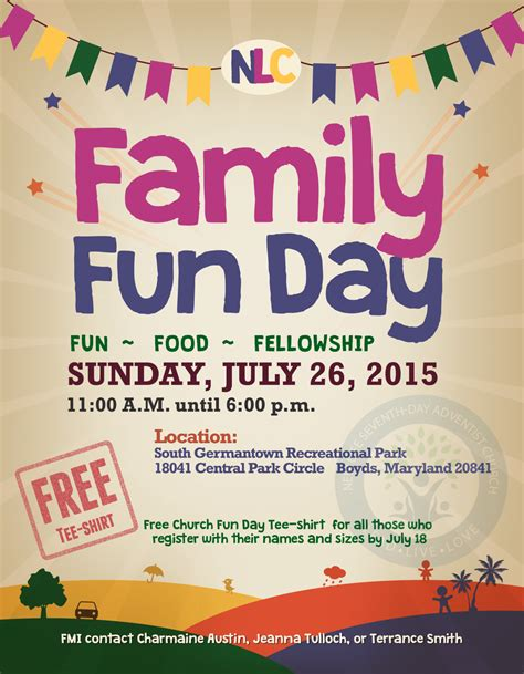 s day for family family day new church web site