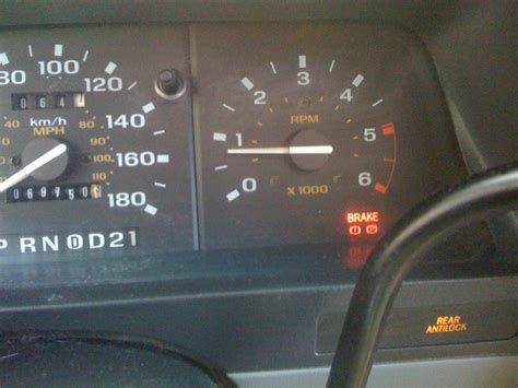 abs light on ford explorer how to reset abs light on 2007 ford f150