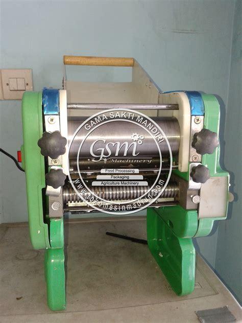 Harga Mesin Matrix mesin pembuat mie matrix toko mesin madiun