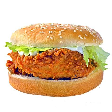 Mcd Burger Peri Peri spicy chicken burger chicken cottage