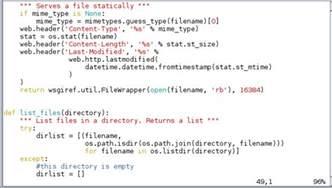 python color codes raspberry pi python adventures text editor command line