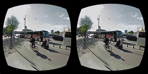 google images vr google street view comes to the gear vr unofficially with