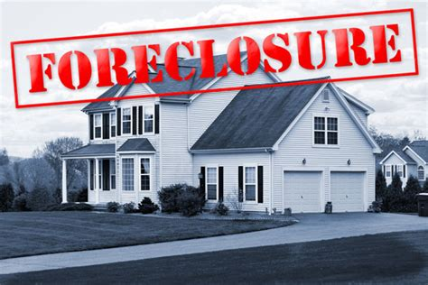 foreclosed distressed home notifications homes for