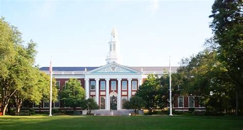 Harvard Mba Areas by 50 Most Beautiful Business Schools In The World