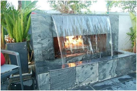 17 best images about cool outdoor fireplace on