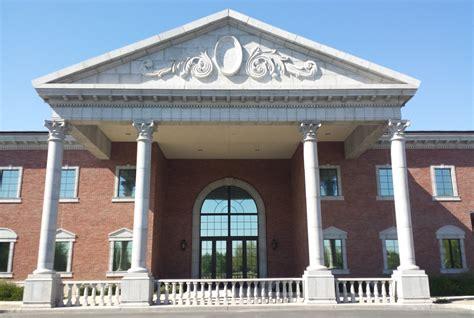 Ornate Cornice Architectural Stone Gilbert Christian High