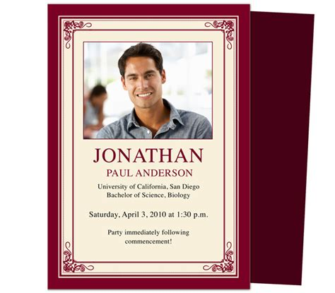 templates for funeral announcements funeral invitation template best template collection