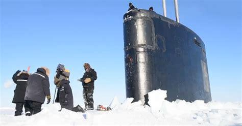 airasia unaccompanied minor submarine surfaces in the arctic wow video ebaum s world
