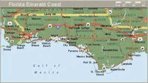 map of emerald coast florida custom property search for the emerald coast of florida