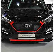 Category  Hyundai Motors / Tucson 2016All New Aero Parts