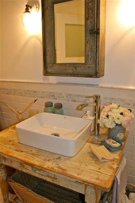 Country Bathroom Design