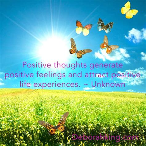 Positive C Section Experiences by Positive Thoughts Generate Positive Feelings And Attract Positive Experiences Unknown