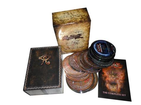 Dvd Box Yu Gi Oh Yu Gi Oh Classic Complete Series